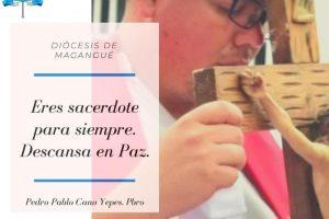 Falleció el padre Pedro Pablo Cano Yepes