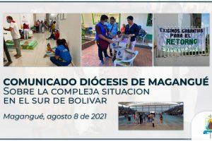 Iglesia clama atención por desplazamiento de comunidades en sur de Bolíva